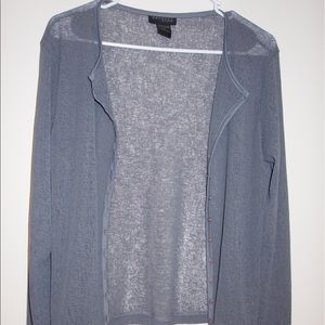 Gray sweater from express